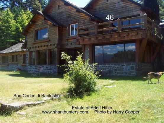 Bariloche Hitlers villa
